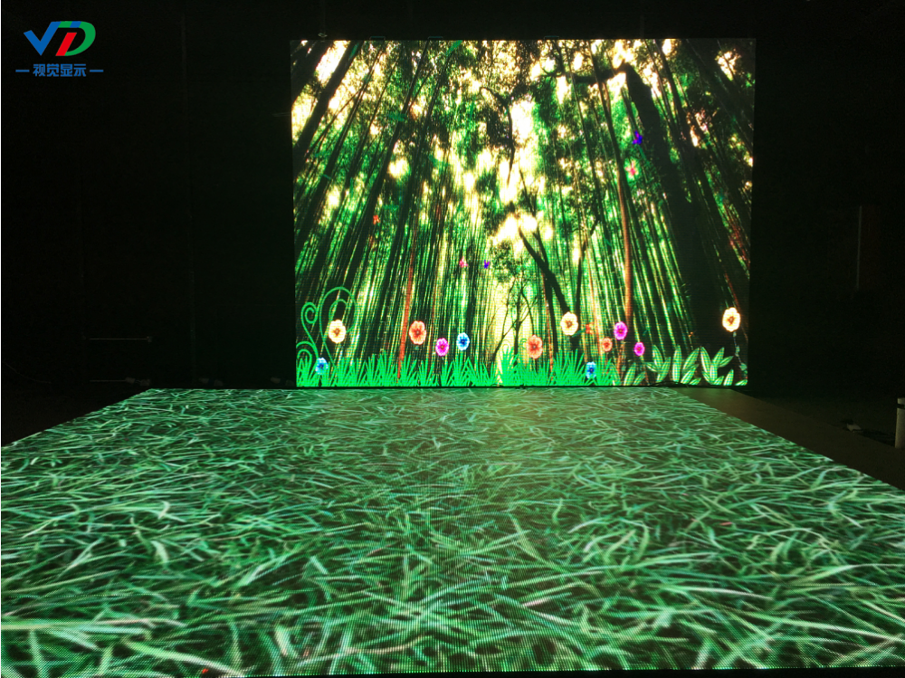 Ph6 25 Outdoor Dance Floor Screen