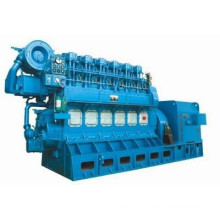 1MW-500MW Heavy Fuel Oil Power Plant Generator with Large Capacity