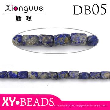 10mm blaue natürliche Semi kostbare Edelsteine