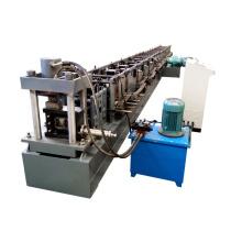 Le rouleau innovateur de support de fer d'angle de stockage de section de c formant le fabricant de machine