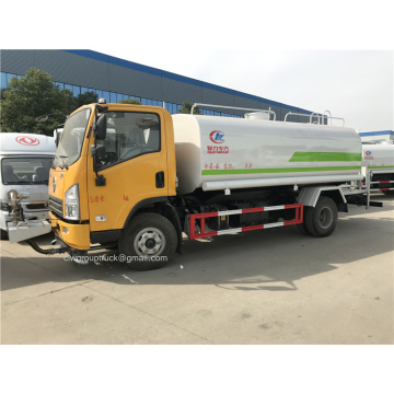 Shanqi Water Tank Trucks for Sale in Australia