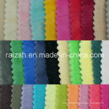 Tissus tricotés à haute teneur en velours