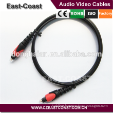 Sound Optical Fiber Optic Toslink Cable wire for TV DVD Blueray Receiver