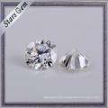 Qualidade superior Bem Polido E / F Cor Branca Gemstone Moissanite para Jóias de Ouro