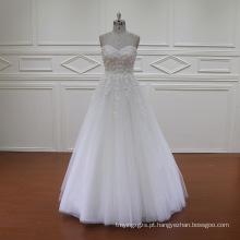 SL609 muito querida bola vestido de noiva vestido de noiva 2016
