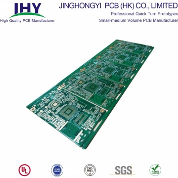 6 Layer Shengyi FR4 BGA PCB for AIO Security Machine