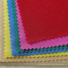 Polyester Warp Dazzle Fabrics Tissu tricot brillant de qualité