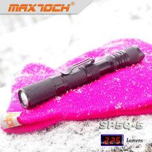 Cuerpo de aluminio Maxtoch SP5Q-5 LED linterna recargable de sol pequeño
