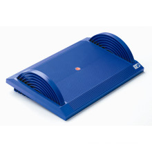 Twinco Adjustable Ergonomic Footrest with Three Height Settings Blue