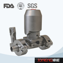 Stainless Steel Pneumatic Hygienic Clamped Diaphragm Valve (JN-DV2002)