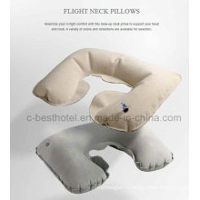 2016 Newst U-образная надувная подушка для шеи