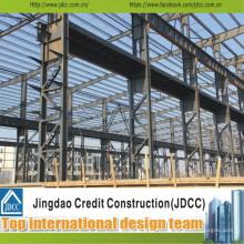 De Buena Calidad Taller de estructura de acero pesado de bajo costo