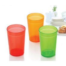 Easy to Use Polished Plastic Cup