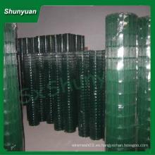 China el alibaba galvanizó los rodillos soldados del acoplamiento de alambre (fabricante de China)
