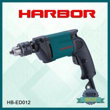 Hb-ED012 Puerto 2016 caliente vendiendo pequeño taladro eléctrico máquina de perforación eléctrica