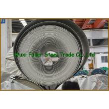 201 ASTM Corrugated Feuille d'acier inoxydable Prix