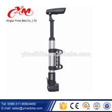 China mini bicycle floor bicycle for bike/high pressure bicycle floor pump/alloy material air bicycle accessories bicycle pumps