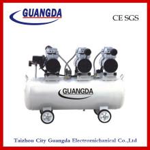 CE SGS 90L 850wx2 Ölfreier Luftkompressor (GDG90)