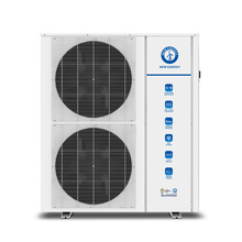 Heating and Cooling Heat Pump Units