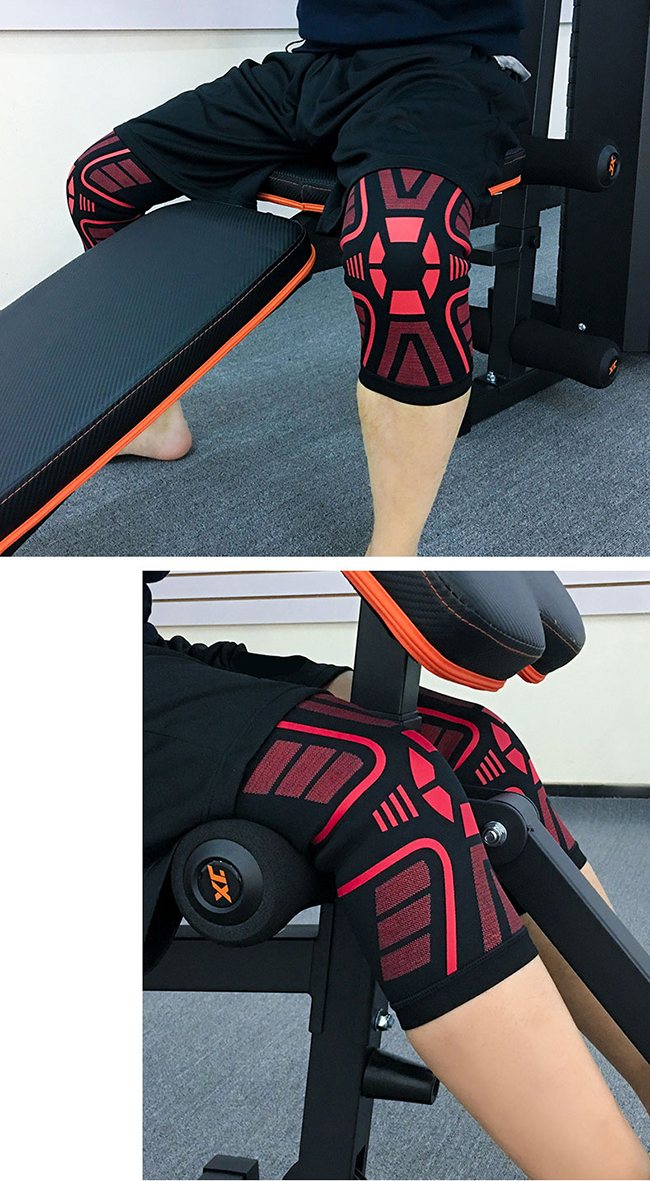 fitness knee wrap