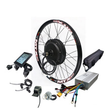 Free Shipping China manufacture 1500w ebike conversion kit brushless hub motor electric bike conversion kit