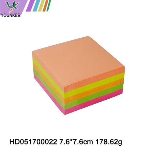 Neue Memory Sticky Colourful Seenotes