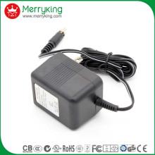 6W Linear Power Adapter mit UL
