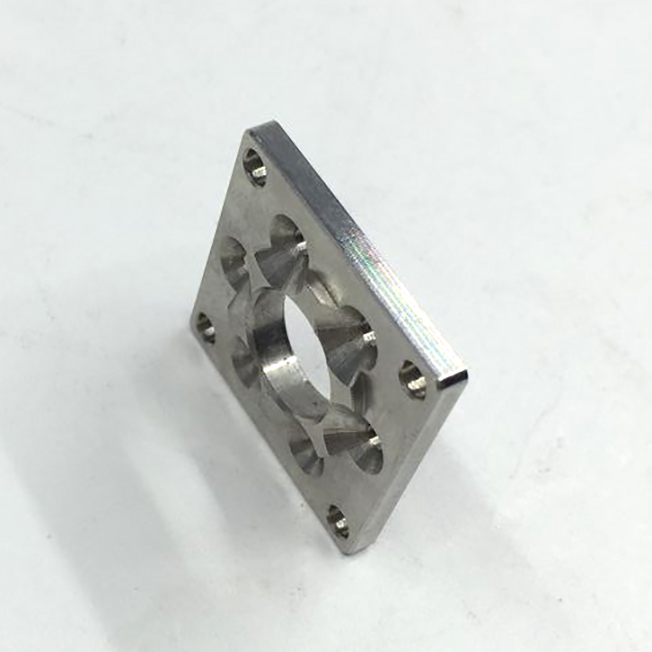 steel parts machining