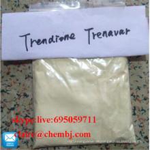 Bodybuilding-Ergänzung Prohormones Steroide Trenavar Trendione CAS 4642-95-9 für Muskelzuwächse