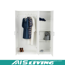 High Quality Solid Wood Multifunctional Wardrobe Closet (AIS-W355)