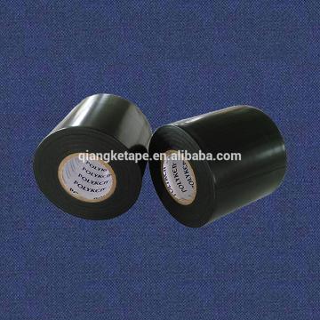 Jining Qiangke Pvc Anticorrosão Betume Tubo Fita Envoltório Exterior fita de proteção mecânica