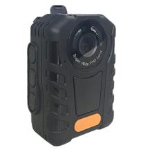 Gps imperméable à l'eau corps de la police porté caméra grand angle imperméable à l'eau IR caméra wearable caméra