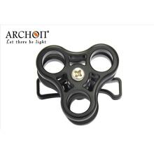 Archon Buceo cámara Gopro apoyo, Gopro Hero 3 Apoyo