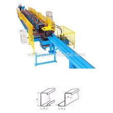 Производство CZ Purlin Cold Roll Forming Machine