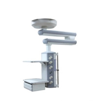 Hospital operating room equipment medical surgical icu ceiling pendant system