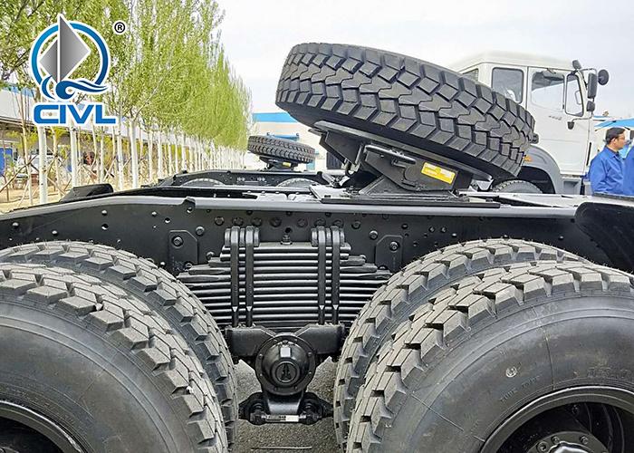Beiben 6x4 Tractor Truck 4