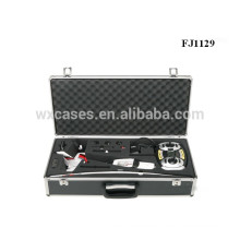 new arrival strong aluminum helicopter case with custom foam insert manufacturer