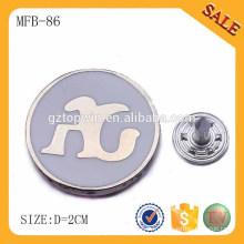 MFB86 cadeau promotionnel badge personnalisé badge badge avec votre propre logo