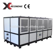 China fabricante fornecedor baixo preço sistema de resfriamento de água unidade de injeção extrusora de ar refrigerado industrial chiller