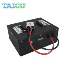 Hot Sale! Factory Solar Wind Energy 48V 100ah/200/300ah  Li-Ion Battery ion Lithium Lifepo4 Battery