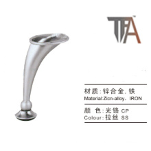 Zinc Alloy Material Sheep Foot Style Furniture Legs