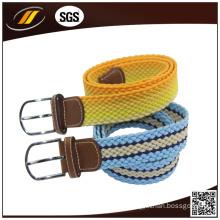 High Quality Colourful Fashion Ladies′ Elastic Belt
