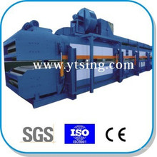 Passed CE and ISO YTSING-YD-6625 PU Sandwich Panel Roll Forming Machine