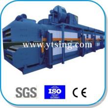 Passado CE e ISO YTSING-YD-6659 PU rolagem Slats Roll Roll formando máquina