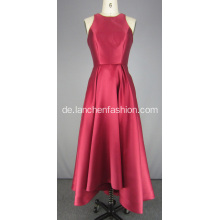 Rotes High Low Abendkleid Abendkleid