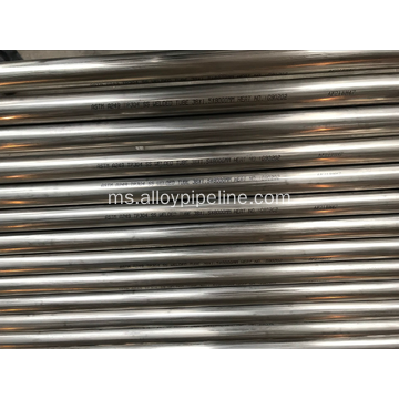 2INCH 1.5MM TUBE ANNEALED TUBE ASTM A249 TP304