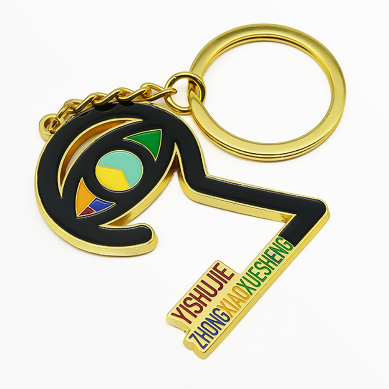 Country Flag Keychain For Promotional Gifts