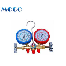 hot price for digital R22 air condition spare parts of  gauge manifold