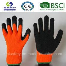 Nylon Latex Arbeitsschutz Schutzhandschuhe