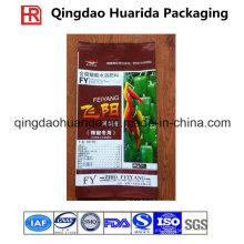 Bolsas de empaquetado de las semillas plásticas de la hoja / bolsos de las semillas vegetales para agrícola